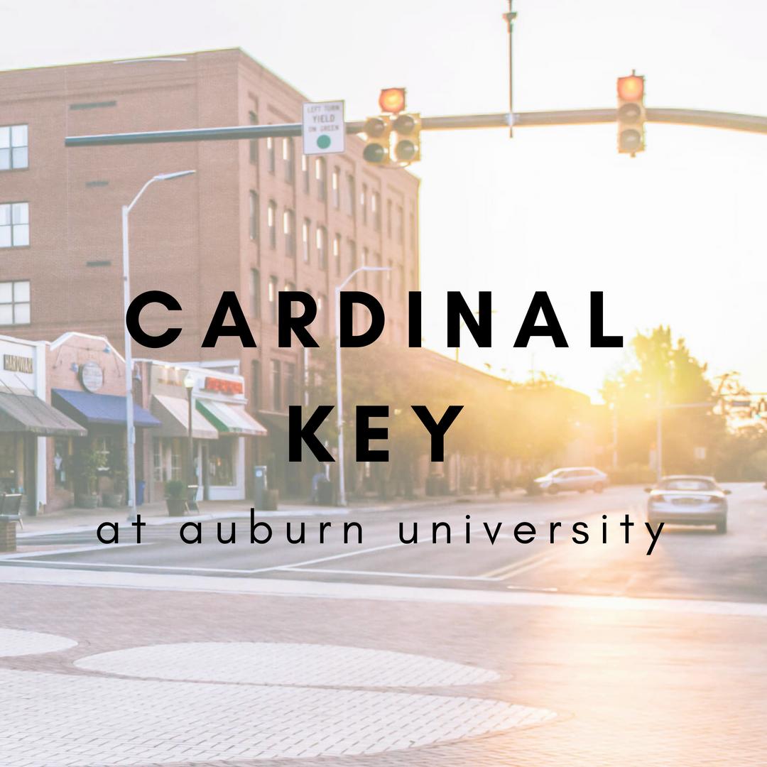 Cardinal Key Applications 2019-2020 - AUinvolve